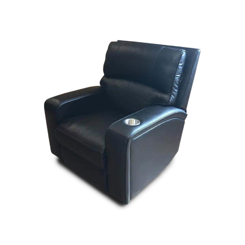 Jennifer Convertibles Suri Smart Seating Echo Voice Chair - image-2