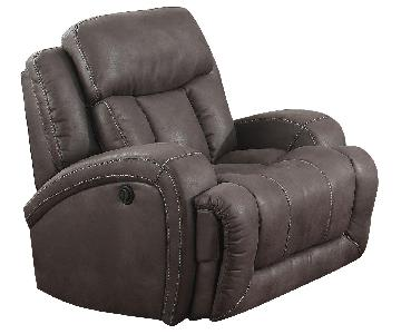 Jennifer Convertibles Morgan Power Recliner Chair
