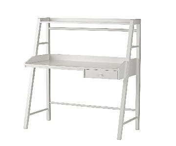 Land of Nod White Taylor Desk