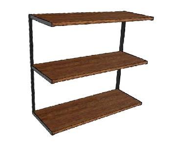 West Elm L-Beam Shelves