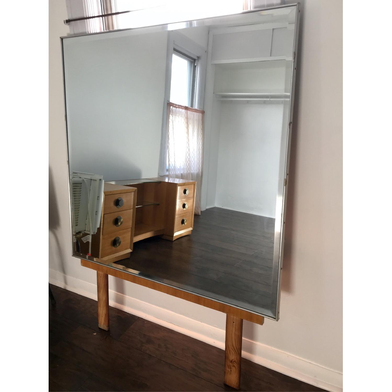 Vintage Vanity w/ Mirror-2