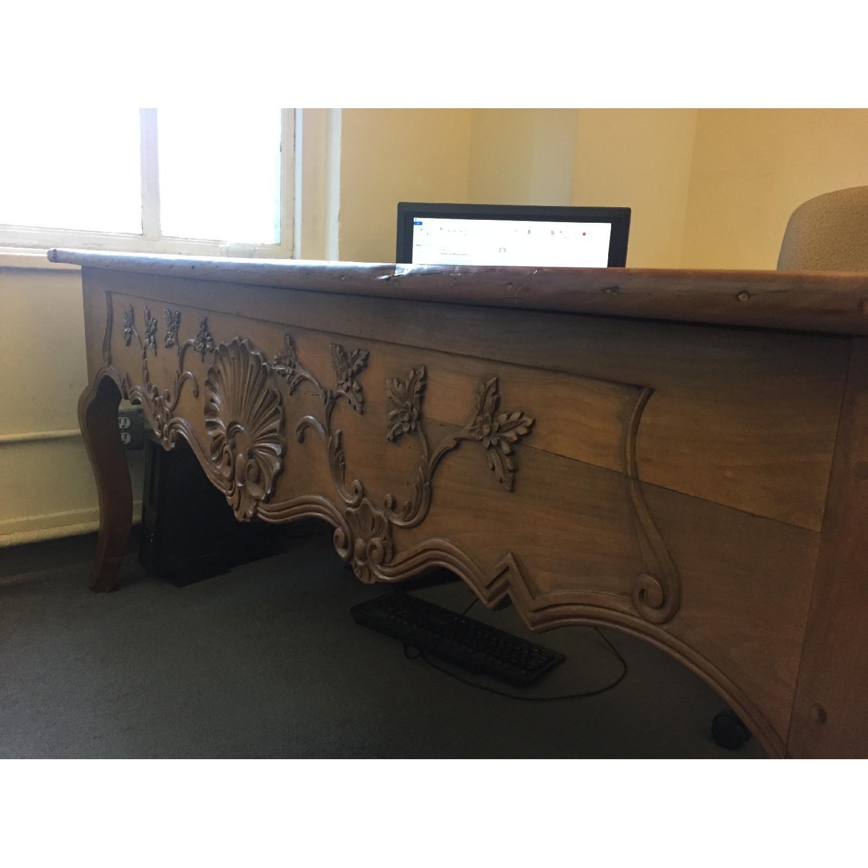 Wood Office Desk-0