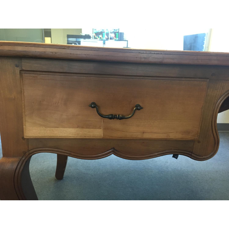 Wood Office Desk-1
