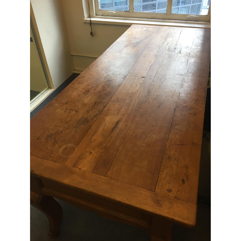 Wood Office Desk-4