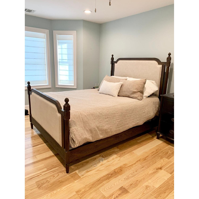 Restoration Hardware Vienne Queen Size Canopy Bed-2