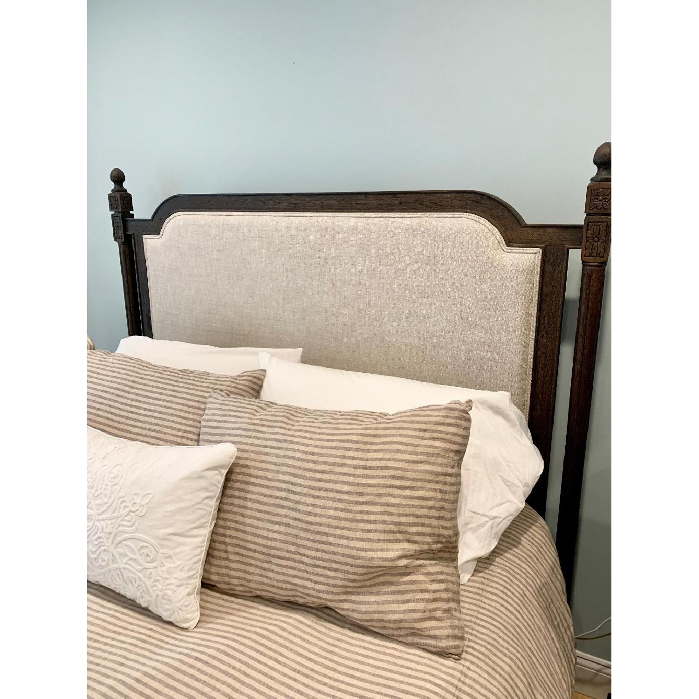 Restoration Hardware Vienne Queen Size Canopy Bed-5
