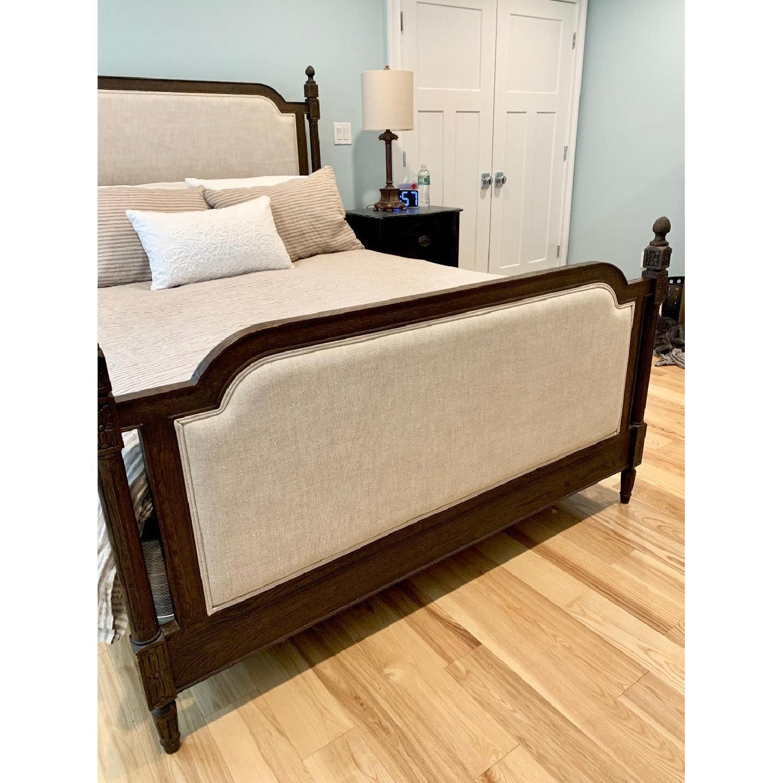 Restoration Hardware Vienne Queen Size Canopy Bed-7
