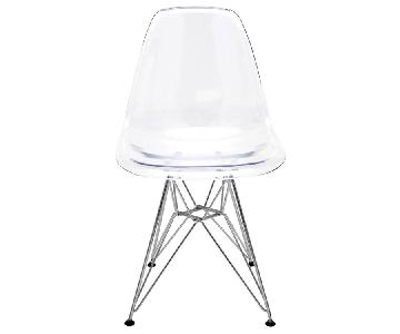 Sit Down NY Eames Inspired Dining Chair
