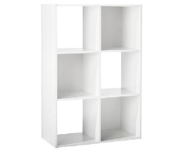 Target 6 Cube Bookcase