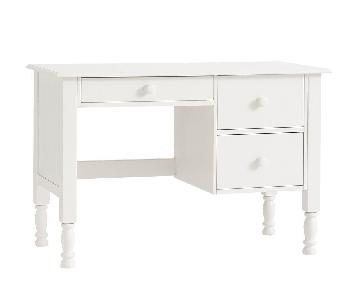 Pottery Barn Kids Catalina White Desk