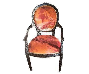 Crushed Velvet Chairs