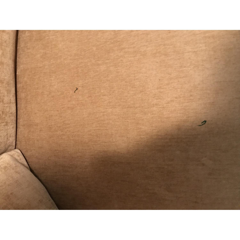 Beige Sleeper Sofa-2