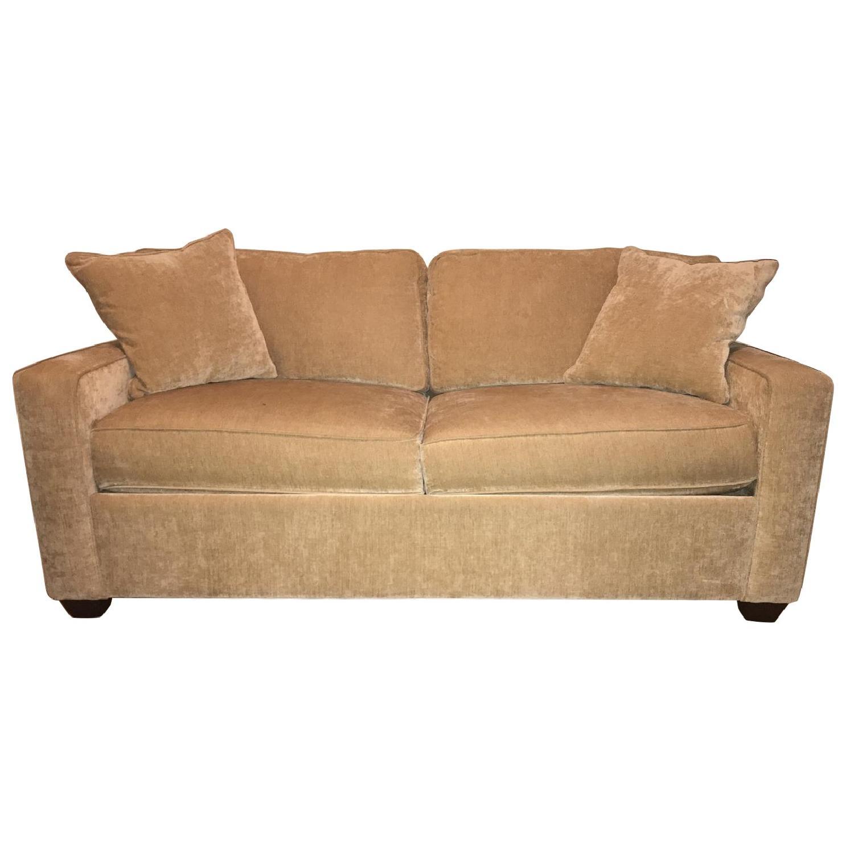 Beige Sleeper Sofa