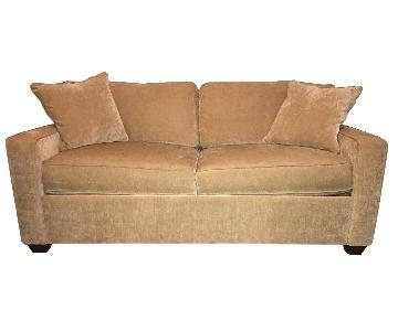 Beige Sleeper Sofa