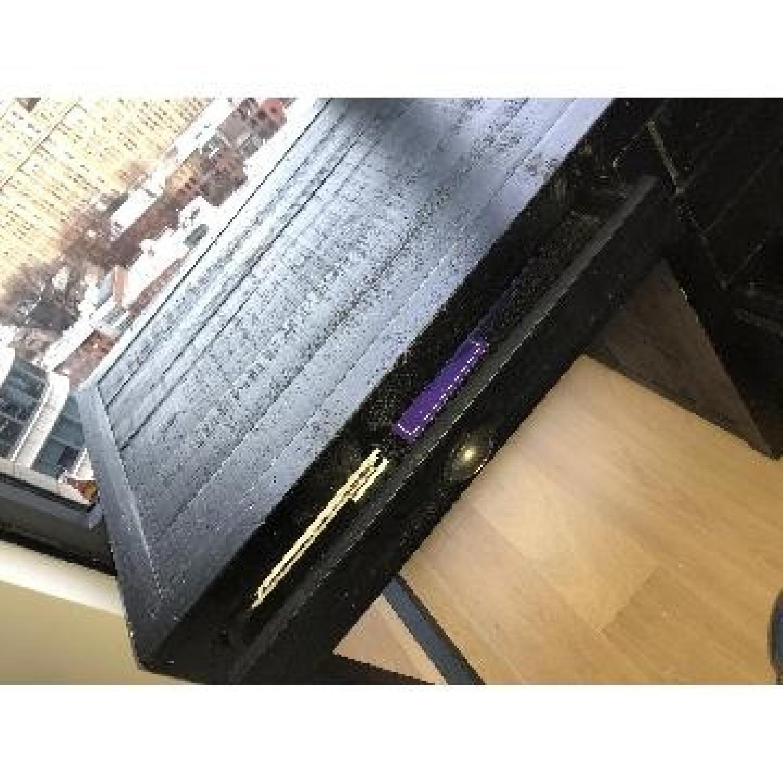 Restoration Hardware Printmaker's Wooden Desk-0