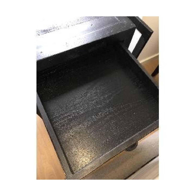 Restoration Hardware Printmaker's Wooden Desk-3
