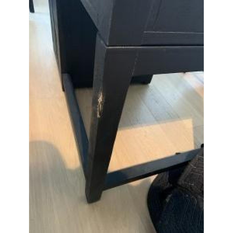 Restoration Hardware Printmaker's Wooden Desk-10