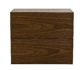 ABC Carpet and Home Tema Home Wood End Tables