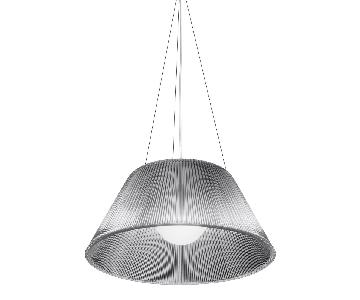 Flos Philippe Starck Romeo Moon S2 Ceiling Fixture