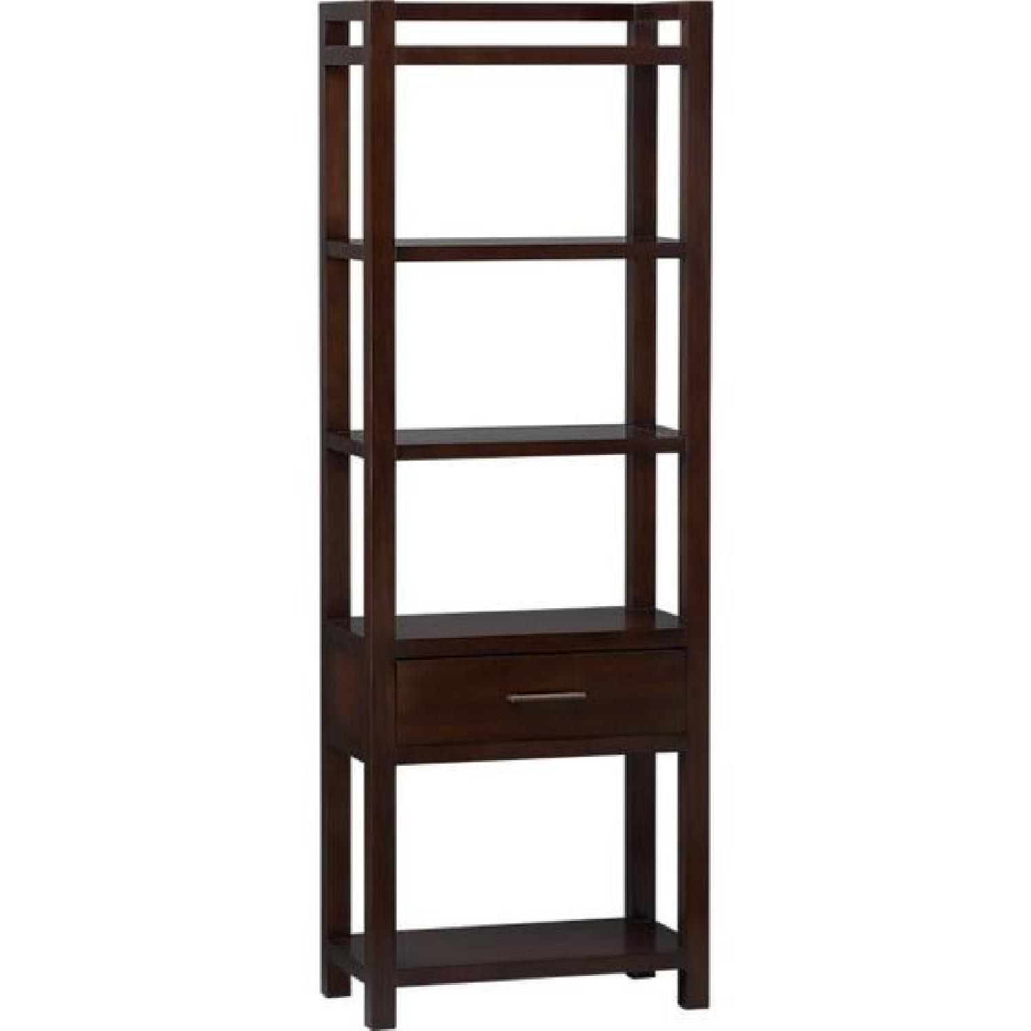 Crate & Barrel Tyler Bookcases