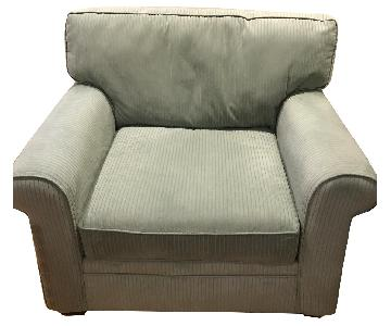 Havertys Luxe Arm Chair