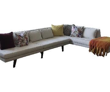 Dunbar Knowland Sectional Sofa