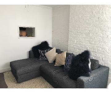 Ikea Vimle Sectional Sofa w/ Chaise