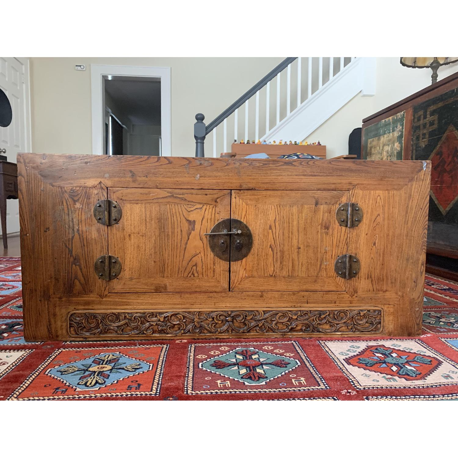 Trunk Coffee Table-0