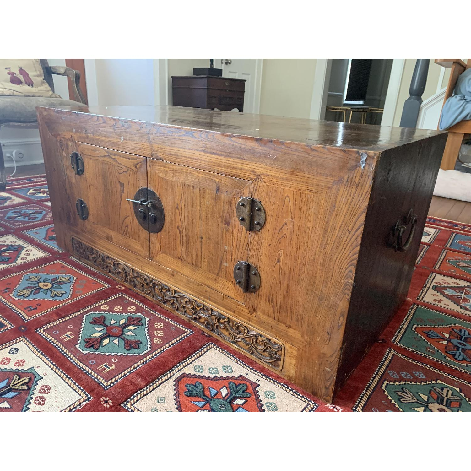 Trunk Coffee Table-1