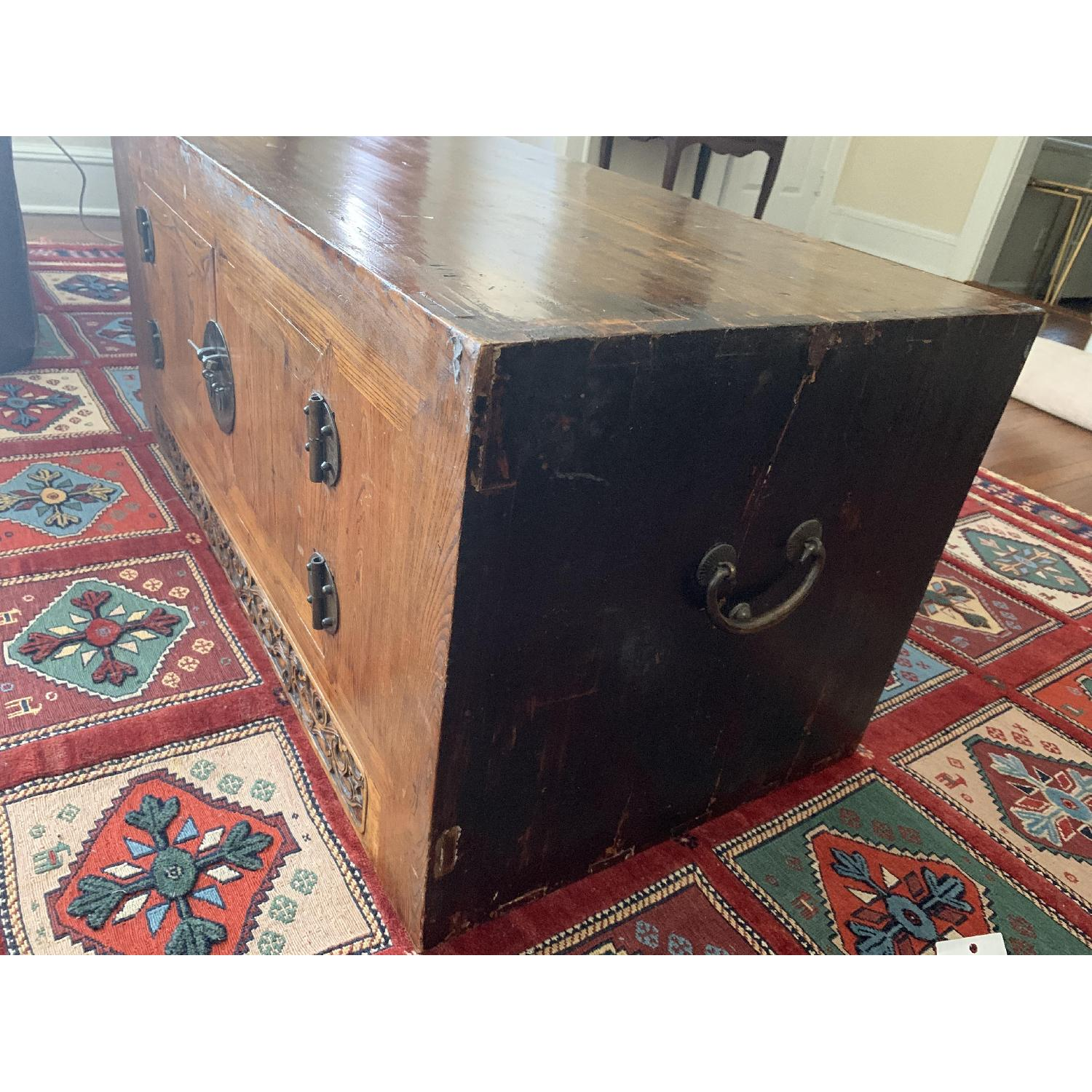 Trunk Coffee Table-5
