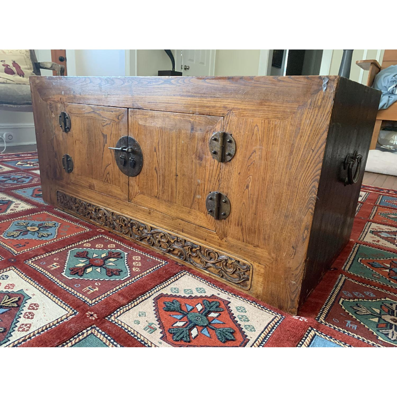 Trunk Coffee Table-7