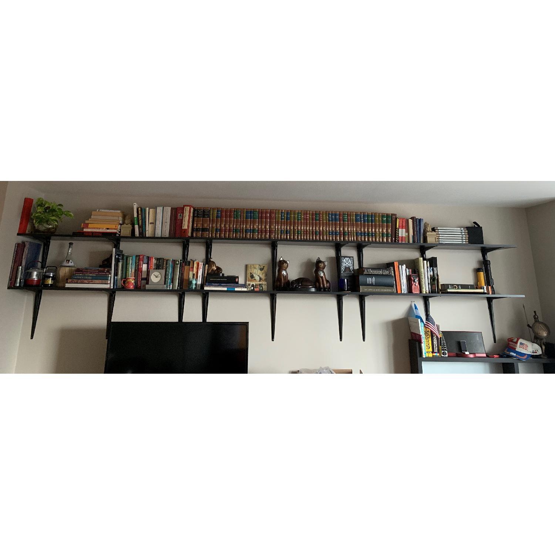 Black Wall Bookshelf-0