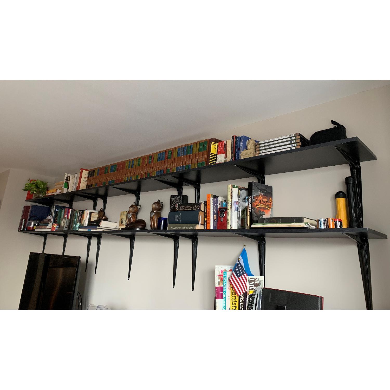 Black Wall Bookshelf-1