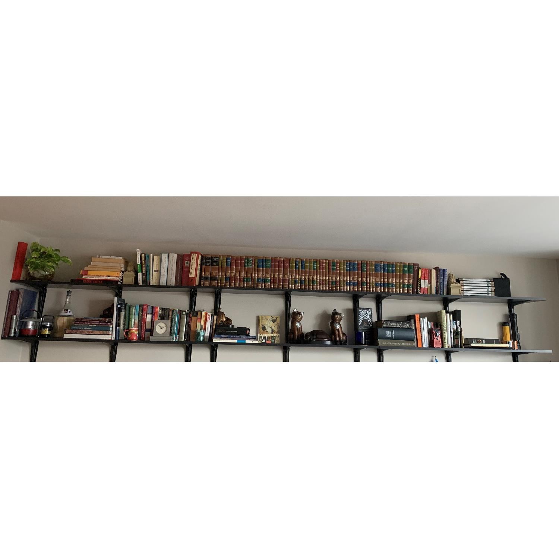 Black Wall Bookshelf-2
