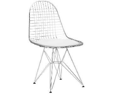 AllModern Hamlet Upholstered Dining Chairs