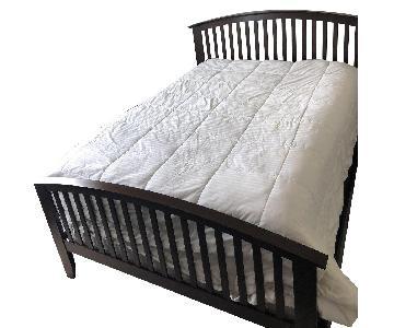 Bob's Panel Bed w/ Storage
