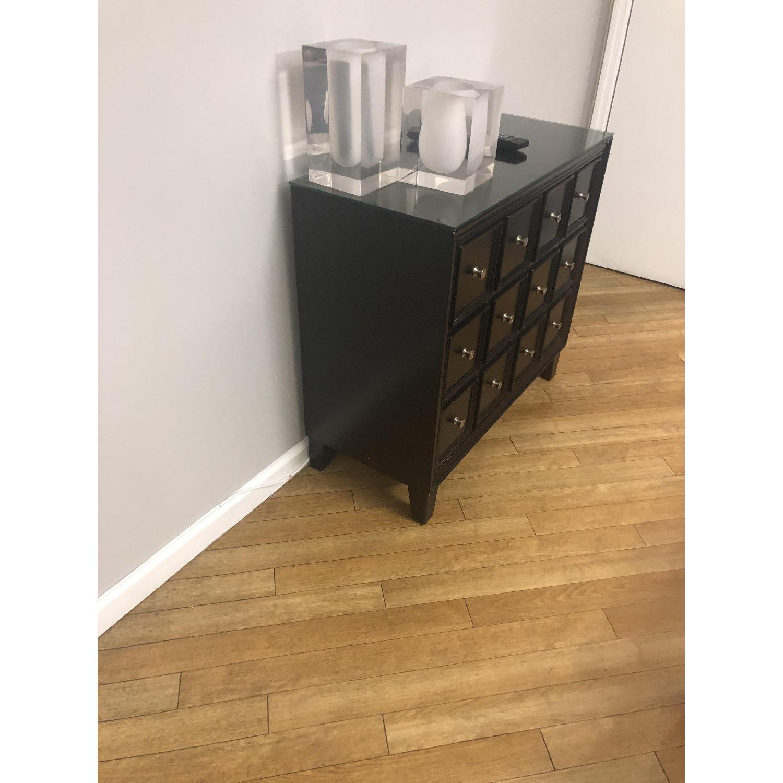 Modern Style Server w/ Two Doors-2