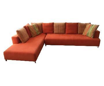Ligne Roset Opium L-Shape Sectional Sofa