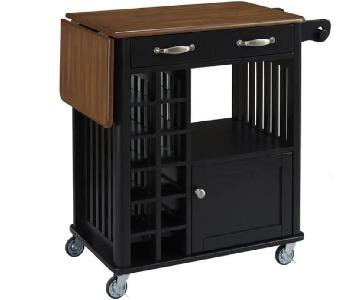 Home Styles Danville Kitchen/Bar Cart