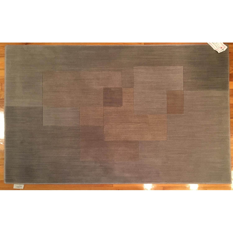 Macy's Calvin Klein Loom Select Overlay Drift Area Rug - image-3