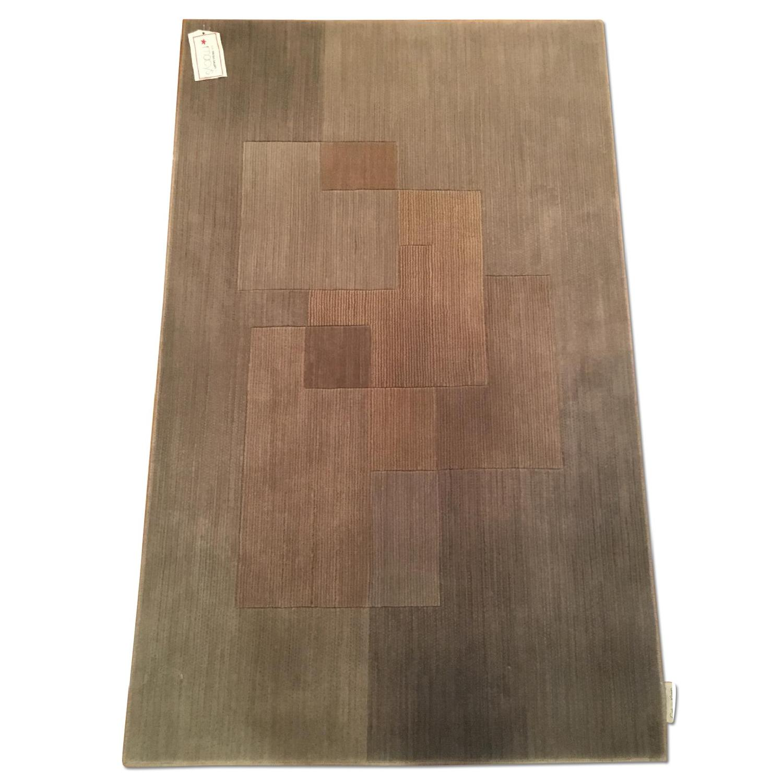 Macy's Calvin Klein Loom Select Overlay Drift Area Rug - image-0