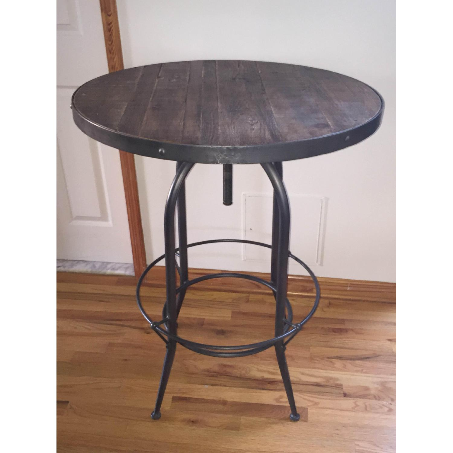 West Elm Table w/ 2 Chairs - image-2