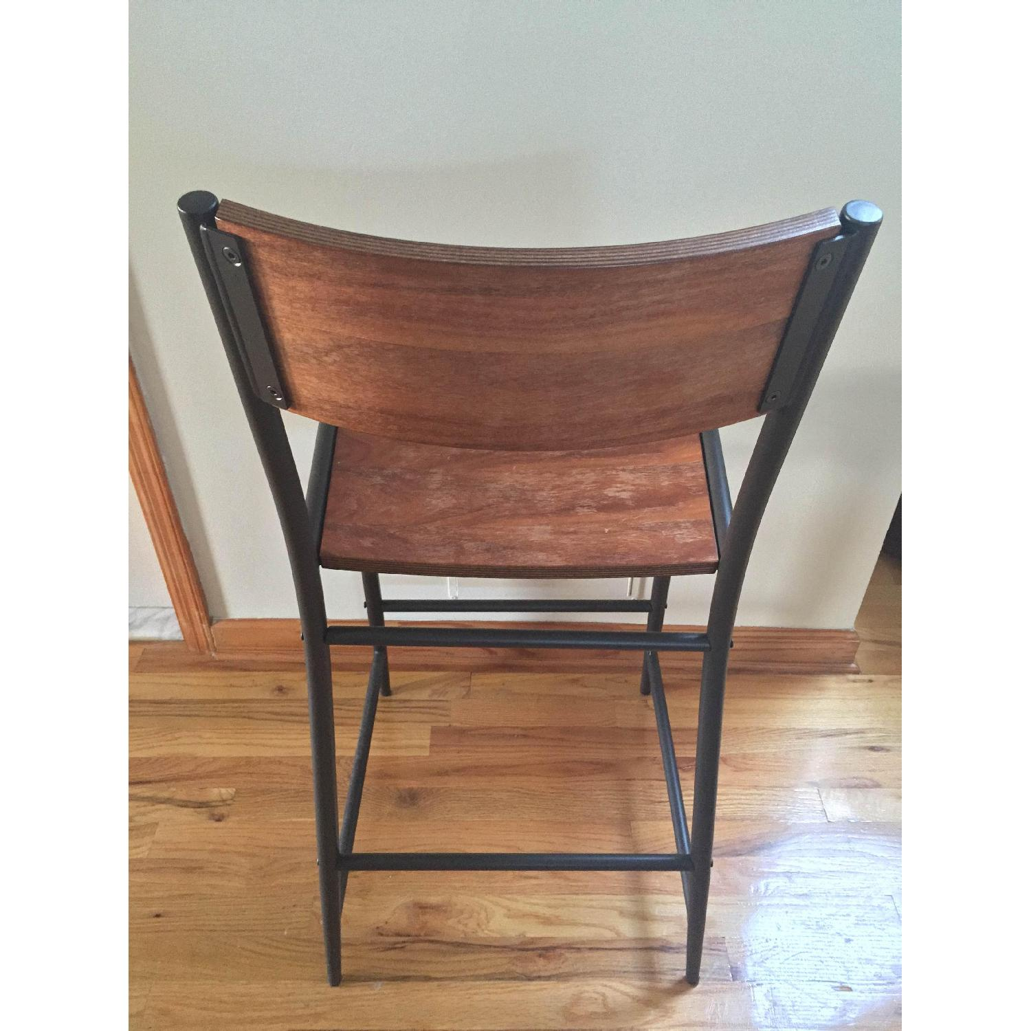 West Elm Table w/ 2 Chairs - image-9