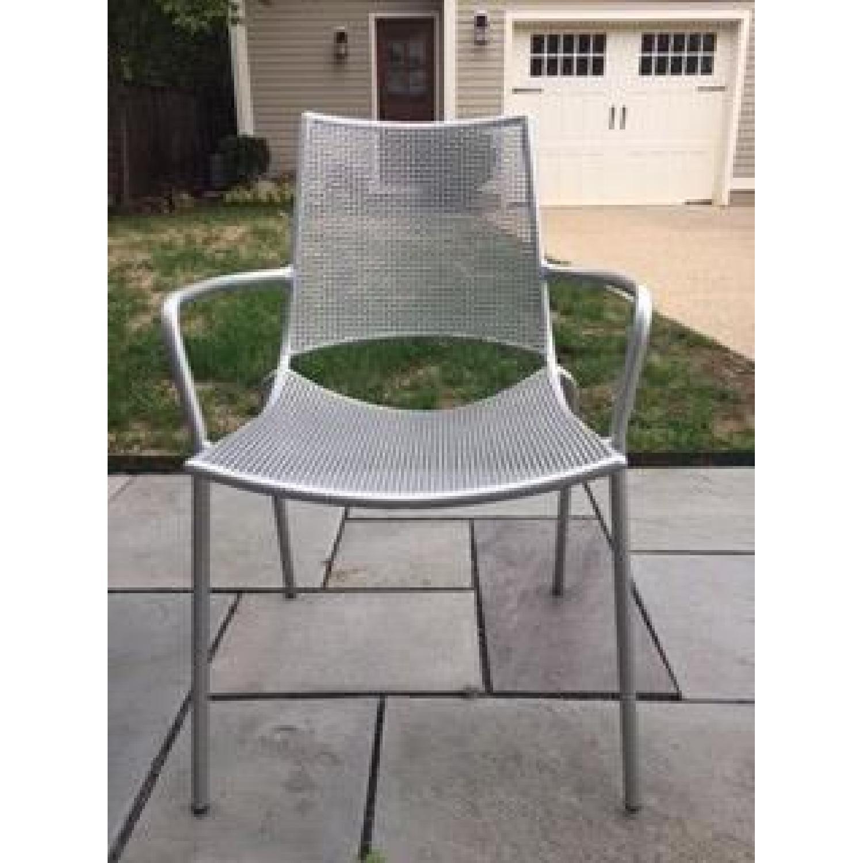 Room & Board Kona Outdoor Table w/ 4 Chairs - image-6