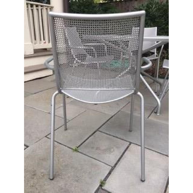 Room & Board Kona Outdoor Table w/ 4 Chairs - image-7
