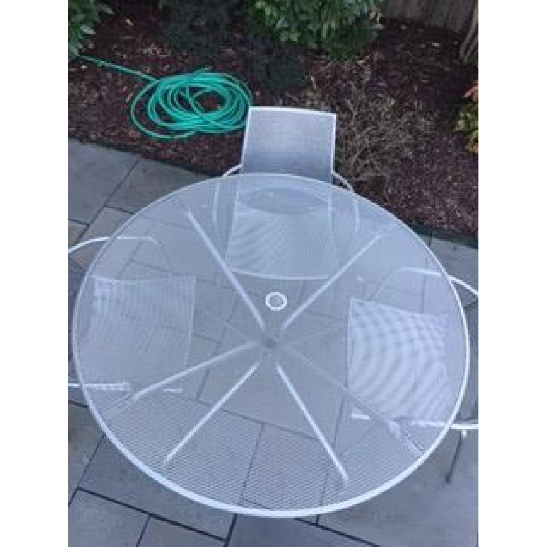 Room & Board Kona Outdoor Table w/ 4 Chairs - image-9