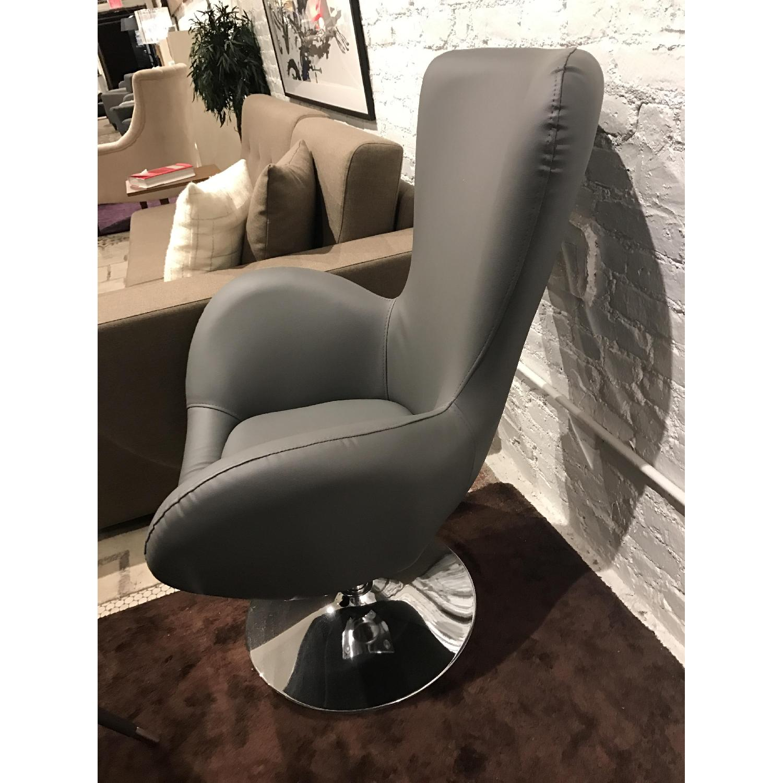 Grey Armchair - image-2