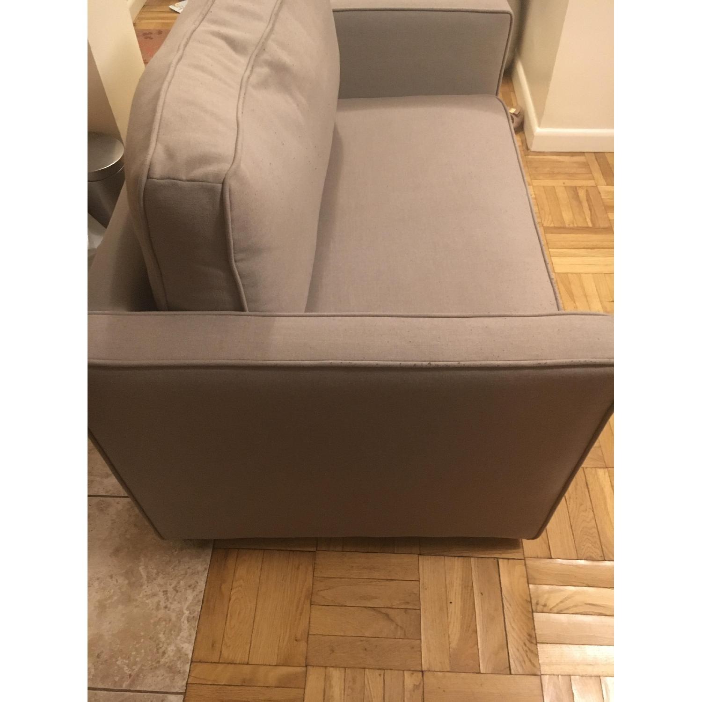 Chad Gray Sleeper Sofa - image-3