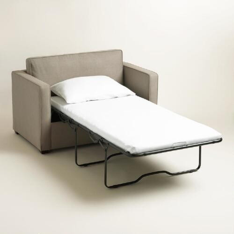 Chad Gray Sleeper Sofa - image-6