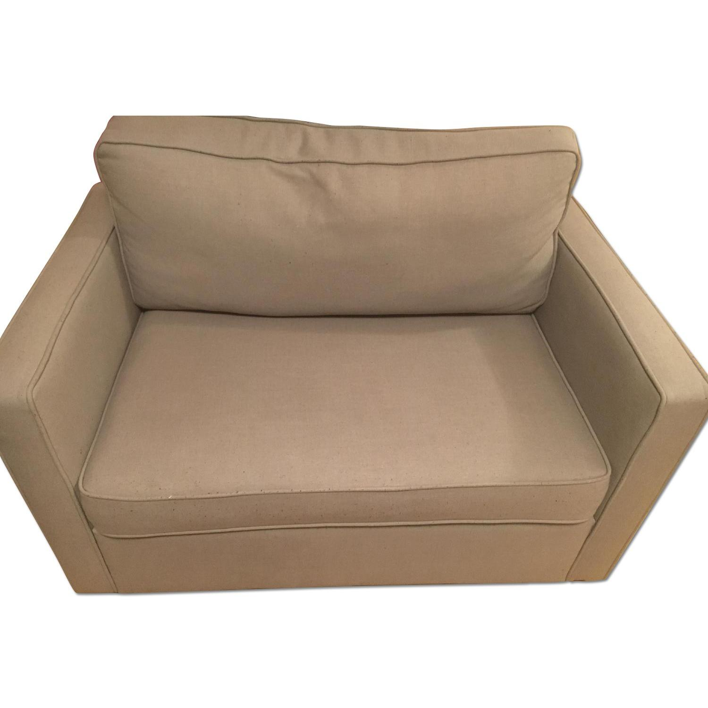 Chad Gray Sleeper Sofa - image-0